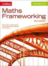 Kevin Evans,   Keith Gordon,   Trevor Senior,   Brian Speed KS3 Maths Pupil Book 3.3