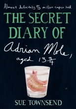 Townsend, Sue The Secret Diary of Adrian Mole, Aged 13 3/4