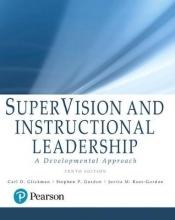 Glickman, Carl D.,   Gordon, Stephen P.,   Ross-Gordon, Jovita M. Supervision and Instructional Leadership