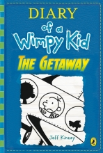 Kinney, Jeff Diary of a Wimpy Kid 12. The Getaway