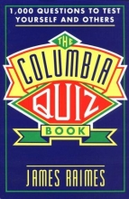 James Raimes The Columbia Quiz Book