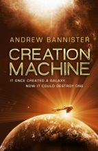 Bannister, Andrew Creation Machine