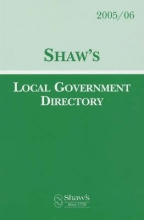 Bruty, Sarah Shaw`s Local Government Directory
