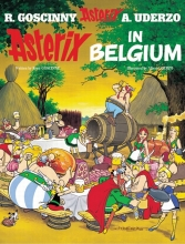 Goscinny, Rene Asterix In Belgium