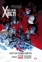 Brian Michael Bendis All-new X-men Volume 3: Out Of Their Depth (marvel Now)