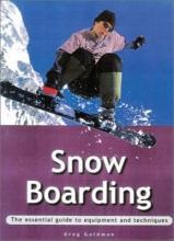 Greg Goldman Snowboarding