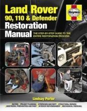 Lindsay Porter Land Rover 90, 110 & Defender Restoration Manual