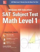 Diehl, John J. McGraw-Hill Education SAT Subject Test Math Level 1 4th Ed.