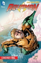 Parker, Jeff,   Soule, Charles Aquaman - the New 52! 5