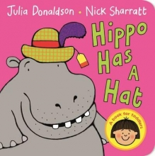 Donaldson, Julia Hippo Has A Hat