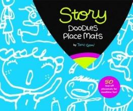Gomi, Taro Story Doodles Place Mats