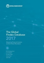 World Bank,   Asli Demirged-Kunt Global Findex Database 2017