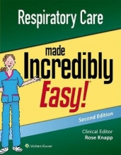 Rose, DNP, RN, APRN-BC Knapp Respiratory Care Made Incredibly Easy