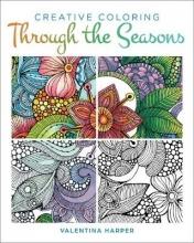 Valentina Harper Creative Coloring Through the Seasons