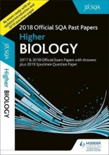 SQA Higher Biology 2018-19 SQA Specimen and Past Papers with Answers