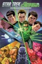 Johnson, Mike Star Trek Green Lantern