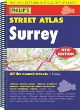 Philips Philip`s Street Atlas Surrey