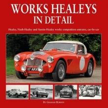 Graham Robson Works Healeys In Detail