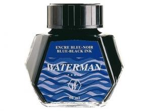 , Vulpeninkt Waterman 50ml standaard blauw-zwart