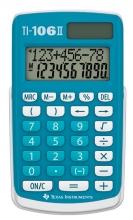 , Calculator 106 II Texas Instruments
