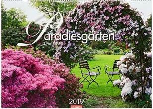 Borstell, Ursel Paradiesgärten - Kalender 2019
