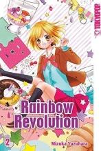 Yuzuhara, Mizuka Rainbow Revolution 02