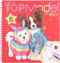 11503 a , Create your topmodel doggy kleurboek