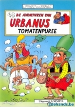 Urbanus Urbanus Tomatenpuree