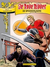 Willy  Vandersteen De Rode Ridder De spookkrijgers 242