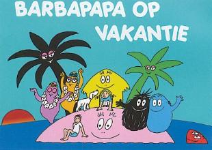 Annette  Tison, Talus  Taylor Barbapapa : Barbapapa op vakantie