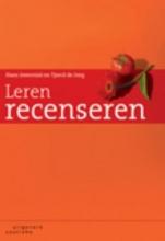 Tj. de Jong H. Invernizzi, Leren recenseren
