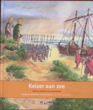 Martine  Letterie Terugblikken prentenboeken Keizer aan zee