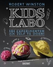 Robert  Winston Kids labo - 101 experimenten om zelf te doen!