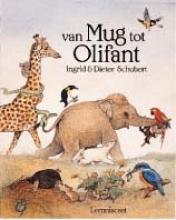 Ingrid  Schubert Van mug tot olifant