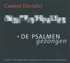 Cantori Davidici , Cantori davidici, de psalmen gezongen