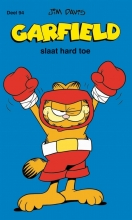 Jim Davis Garfield slaat hard toe