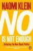Klein Naomi, No is Not Enough