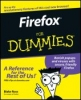 Blake Ross, Firefox For Dummies