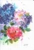 , Hydrangeas Weekly Planner 2019 Calendar