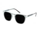 <b>G60910</b>,Zonnebril op sterkte  playa g60900 kristal met grijs 1.00