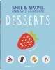 Natasja Arnoult, Desserts - snel & simpel