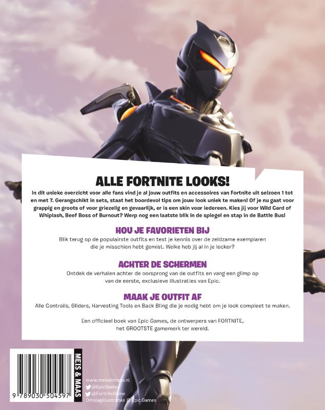 ,Officiele Fortnite outfits