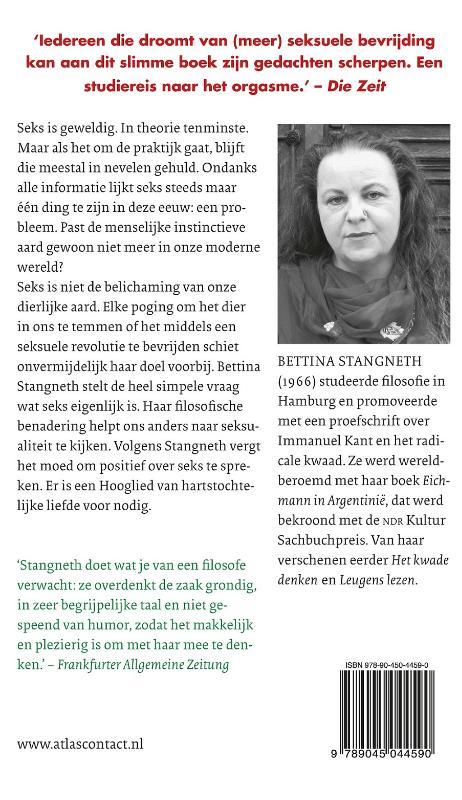 Bettina Stangneth,Sekscultuur