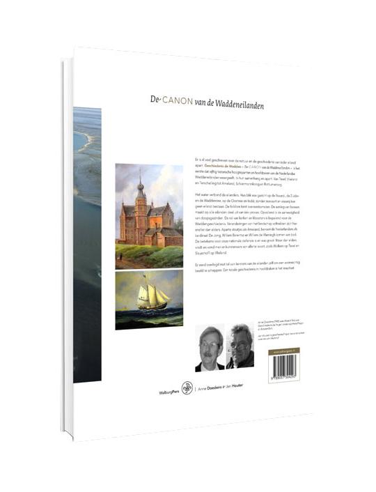Anne Doedens, Jan Houter,Geschiedenis van de Wadden