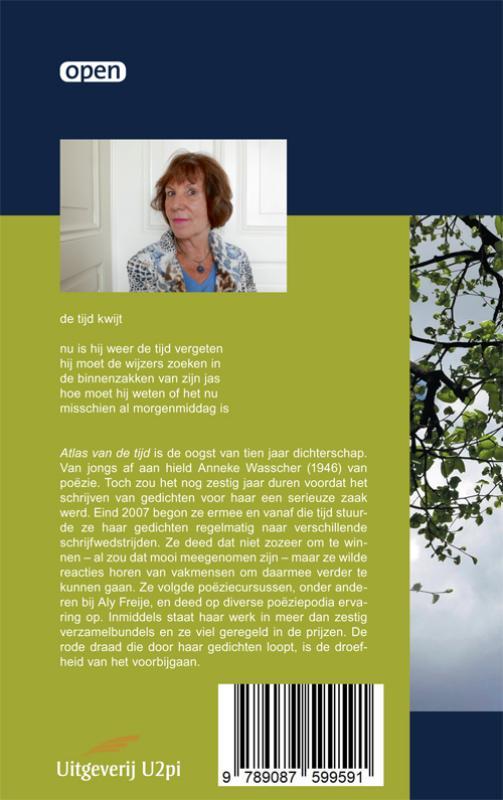 Anneke Wasscher,Atlas van de tijd