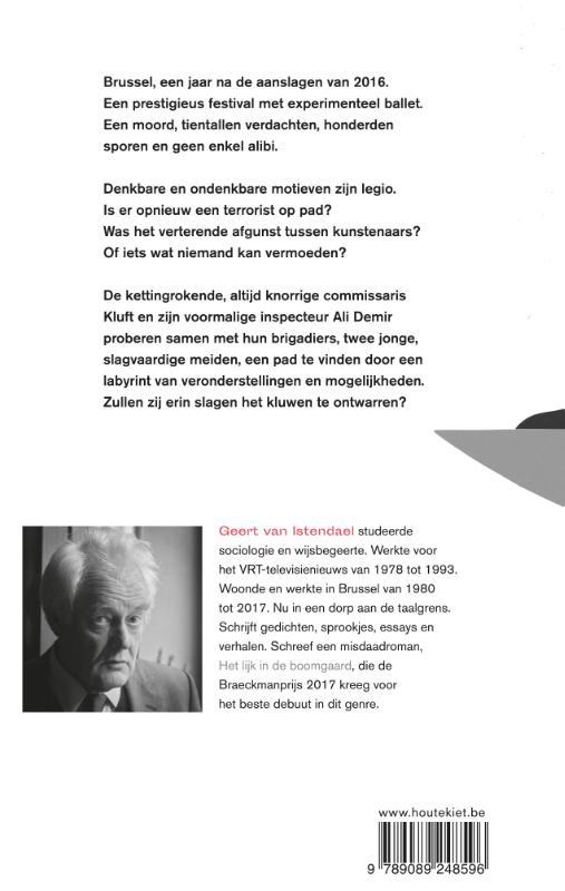Geert van Istendael,De danseres en het mes