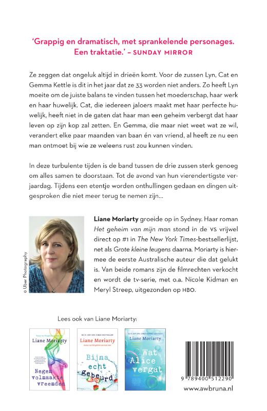 Liane Moriarty,Drie wensen