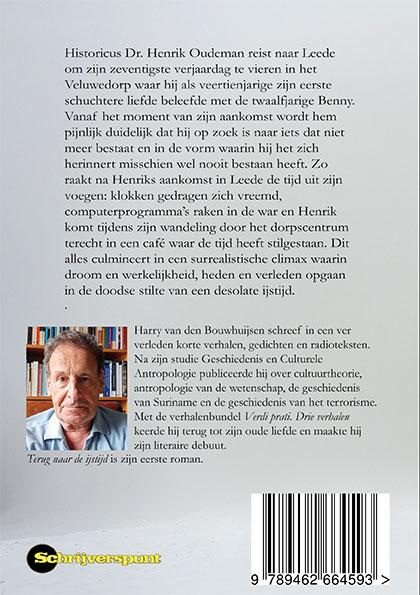 Harry van den Bouwhuijsen,Terug naar de ijstijd
