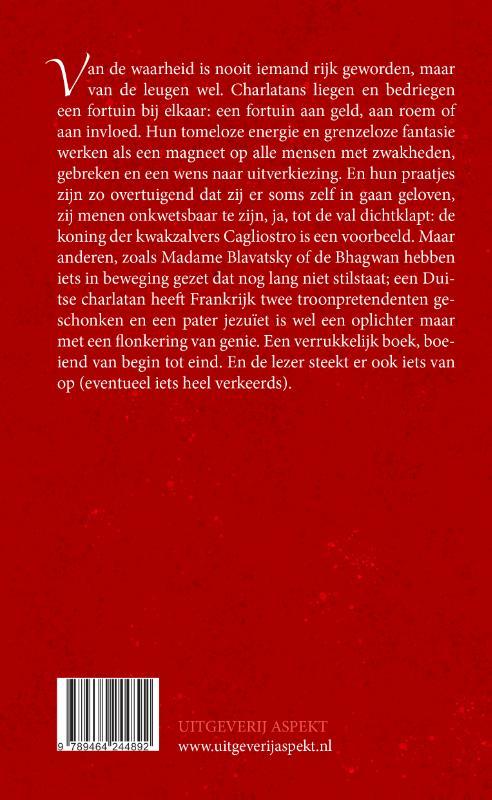 Wim Zaal,Bevlogen Bedriegers