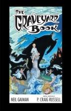 Gaiman, Neil The Graveyard Book Graphic Novel